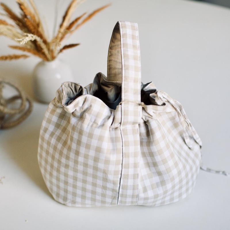 Plystre Bucket Bag for strikkere