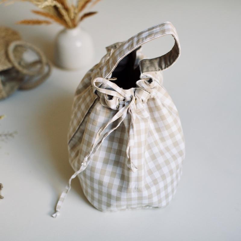 strikkebag fra plystre