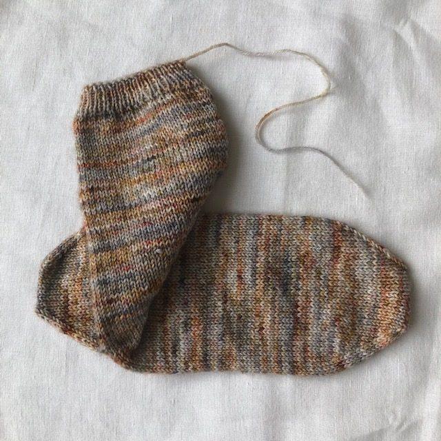 siris enkle oppskrifter - sokk