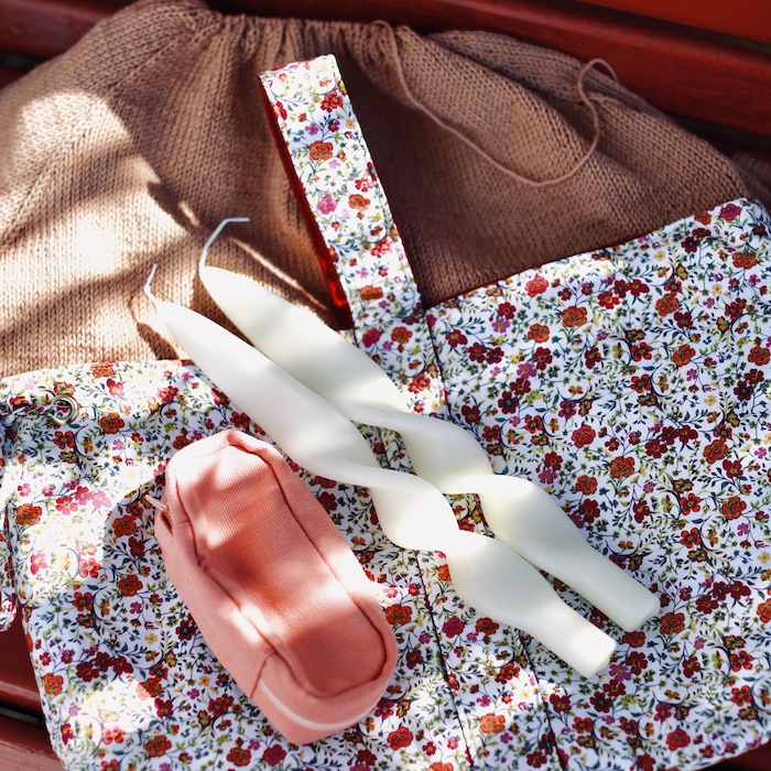 yarn bag from Plystre